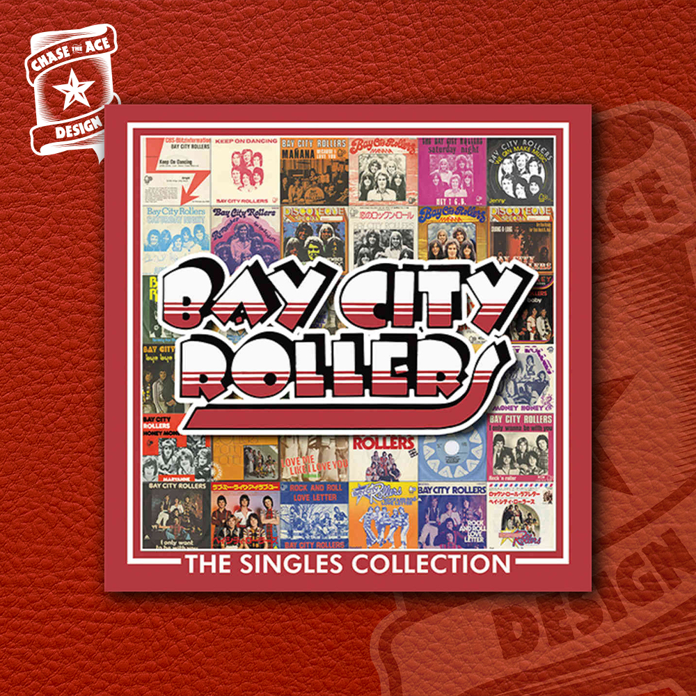 Bay City Rollers The Singles Collection